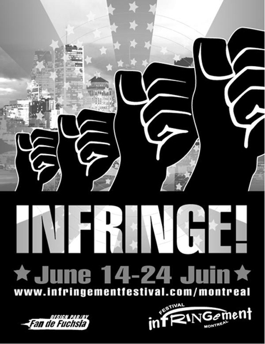 Infringment 2007 flyer
